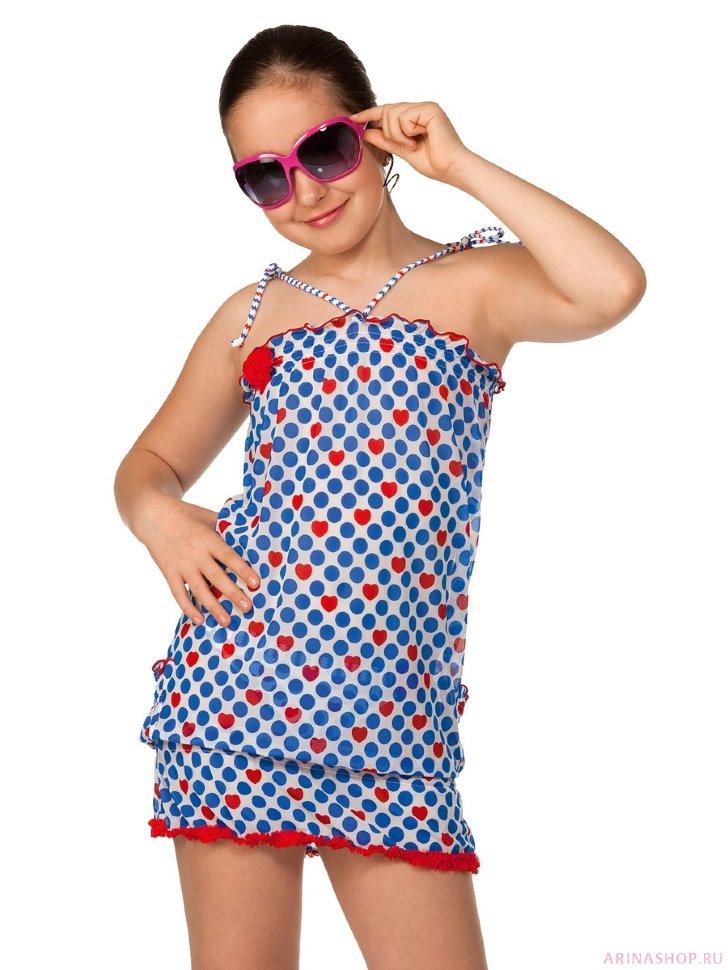 Пляжное Платье Детское