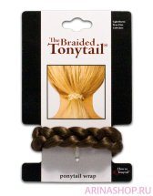 Резинка Mia Braided Tonytail